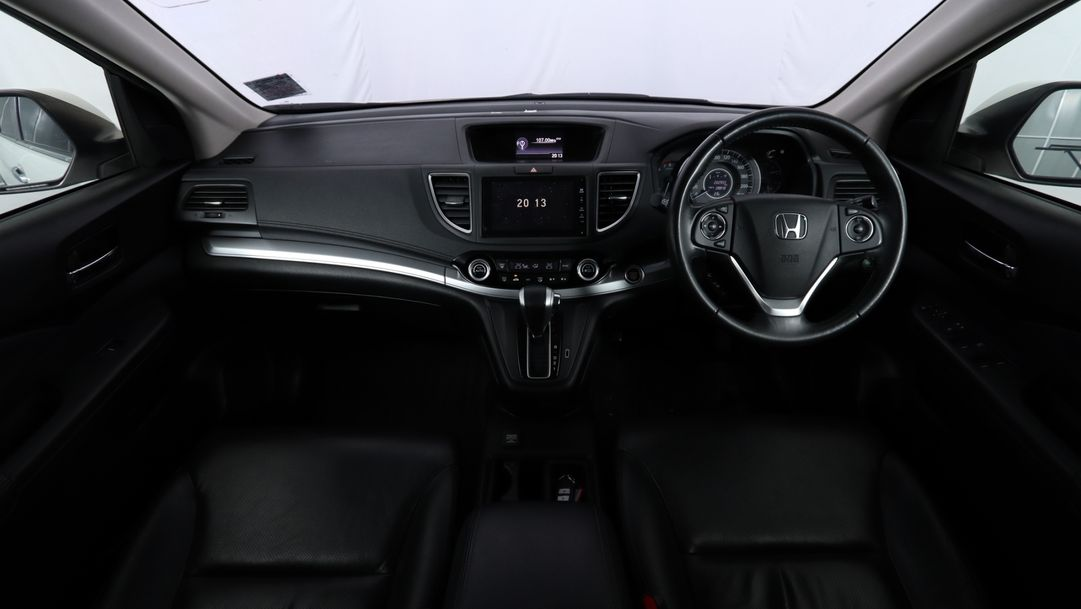 HONDA CRV 2.0 E 4WD 2016 ขาว