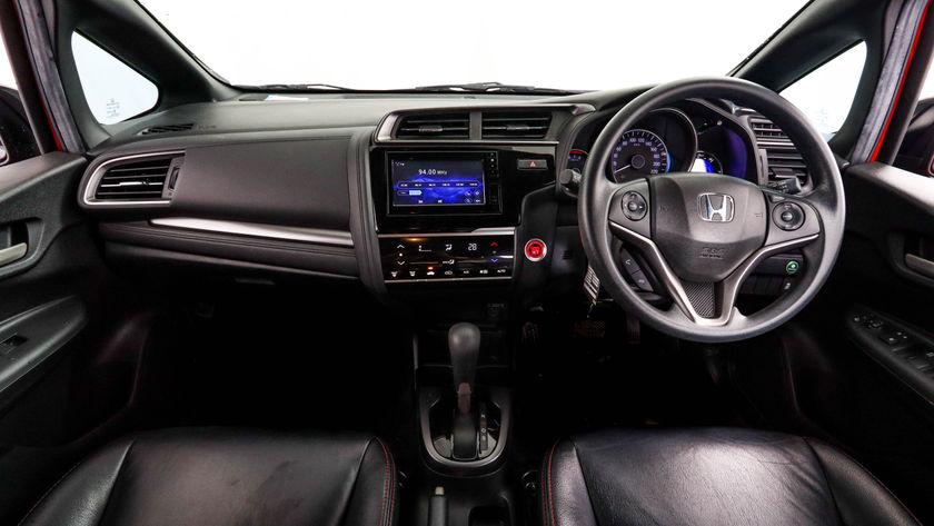 HONDA JAZZ 1.5 i-VTEC RS 2018 ส้ม