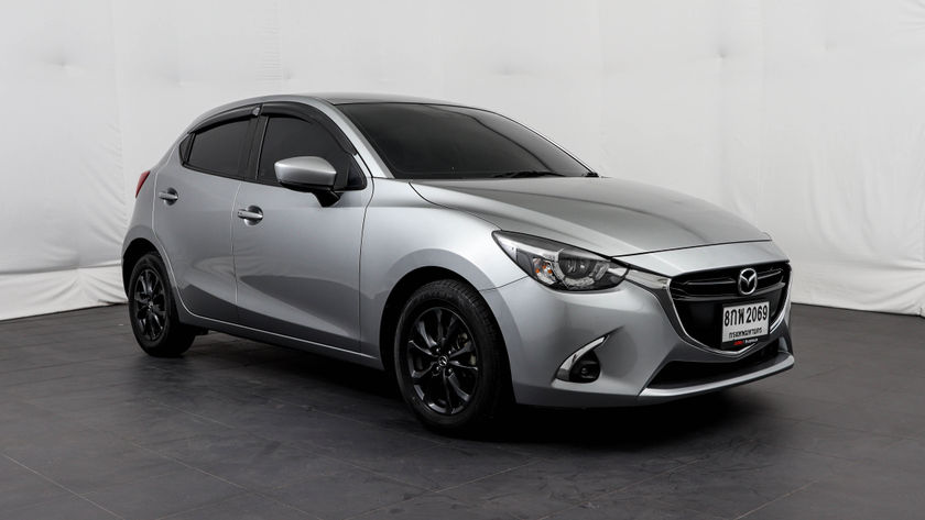 MAZDA 2 1.3 Sports High Connect 2019 เทา