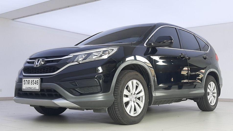 HONDA CRV 2.0 S ( i-VTEC) 2016 ดำ