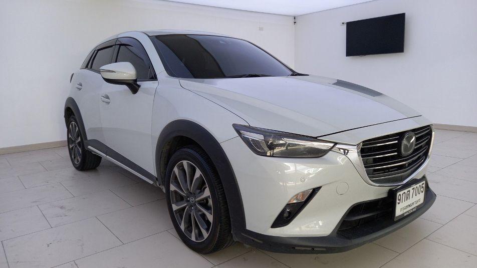 MAZDA CX-3 2.0 SP 2019 ขาว